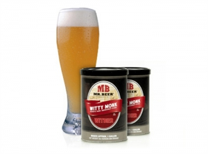 Пивная смесь Mr.Beer Witty Monk Witbier Premium