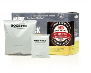 Пивная смесь Mr.Beer Octoberfest Vienna Lager w/Booster™