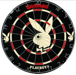 Мишень для игры в Дартс Winmau Playboy (Limited edition)